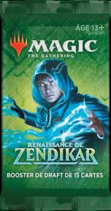 Magic Renaissance de Zendikar (ZNR) : Draft Booster (FR)