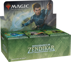 Magic Renaissance de Zendikar : Display (VF)