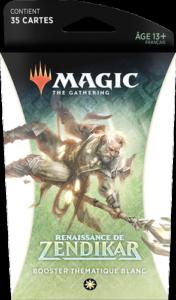 Magic Renaissance de Zendikar (ZNR) : Theme Booster (FR)