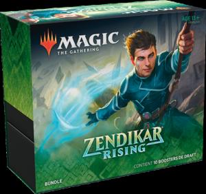 Magic Renaissance de Zendikar (ZNR) : Bundle (FR)