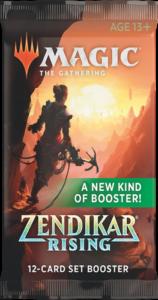 Magic Renaissance de Zendikar (ZNR) : Set Booster (EN)
