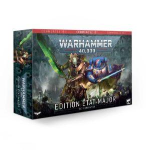 .Warhammer 40000: Starter Etat Major(Fr)