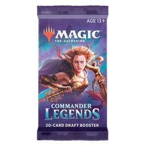 Magic Commander Légendes : Booster
