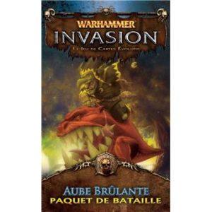 Warhammer Invasion : Aube Brûlante (3.6)