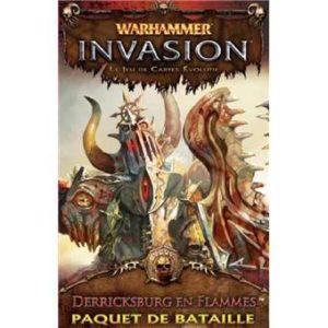 Warhammer Invasion : Derricksburg en Flammes (2.1)