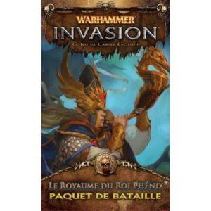 Warhammer Invasion : Le Royaume du Roi Phénix (4.2)