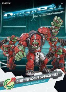 Dreadball : Greenmoon Smackers Team