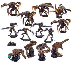 Dreadball : Kalimarin Ancients Nameless Team