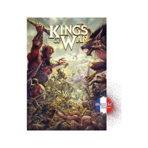 Kings of War : Livre de Régles 2éme Edition
