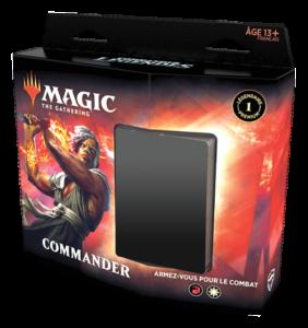 Magic Commander Légendes : Deck Boros