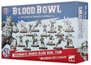 Blood Bowl : Necromantic Horror Team