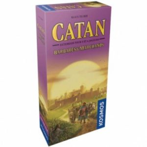 Catan : Barbares & Marchands 5/6 joueurs