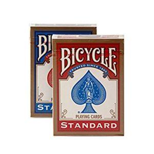 Cartes US x54 Bicycle Poker