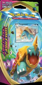 Pokémon - Voltage Eclatant (EB04) Deck Torgamord