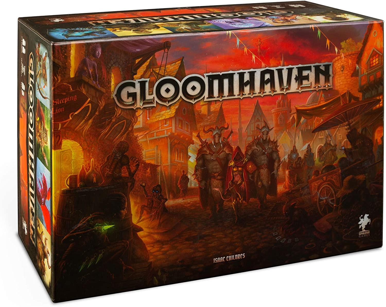 gloomhaven boite | Jeux Toulon L'Atanière