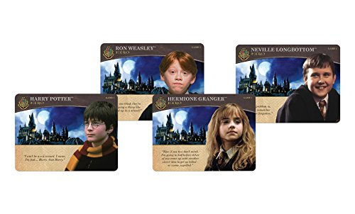 harry potter hogwarts battle cartes héros | Jeux Toulon L'Atanière