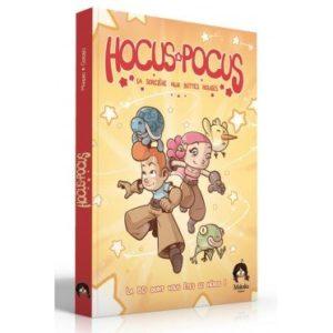 BD dont vous êtes le héros Hocus Pocus
