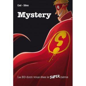 BD dont vous êtes le héros Mystery