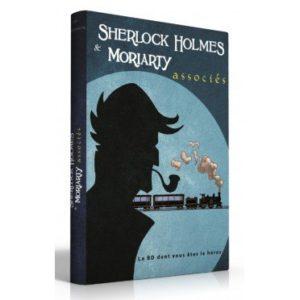 BD dont vous êtes le héros Sherlock Holmes T3 - Moriarty