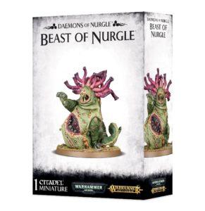 Daemons Of Nurgle : Beast Of Nurgle