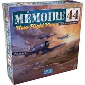 Mémoire 44 : New Flight Plan