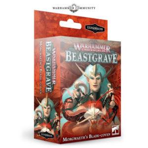 Warhammer Underworld : Sororité de Morgwaeth