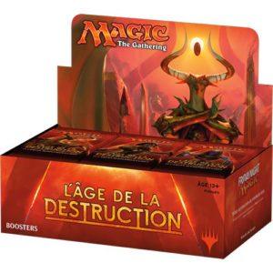 Magic Age de la Destruction (HOU) - Display (36x boosters)