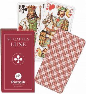 Jeu de Tarot Luxe (Piatnik)