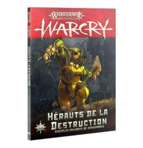Warcry : Hérauts de la Destruction