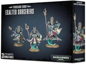 Thousand Sons : Exalted Sorcerers