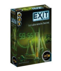 Exit : Le Laboratoire Secret (Expert)