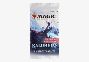 Magic Kaldheim (KHM) : Set Booster FR