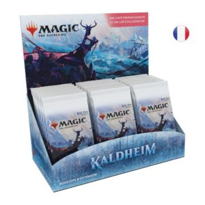 Kaldheim (KHM) : Display - Set Boosters FR (x30)
