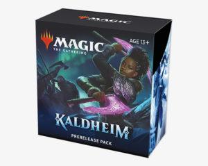 Magic Kaldheim (KHM) : Pack d'Avant Première
