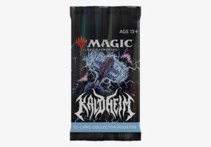 Magic Kaldheim (KHM) : Booster Collector FR