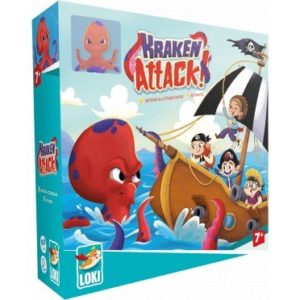 kraken attack loki | Jeux Toulon L'Atanière