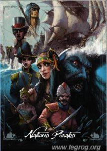 7e Mer : Nations Pirates (éd. Montaigne)