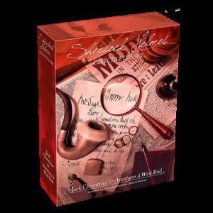 Sherlock Holmes Détective Conseil : Jack l'Éventreur & Aventures à West-End