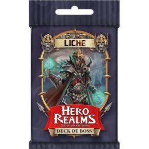 Hero Realms : Deck de Boss - Liche