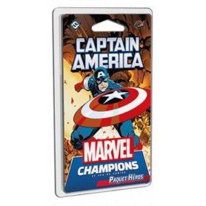 Marvel Champion : Captain America