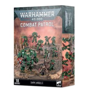 Dark Angels : Patrouille (Combat Patrol)