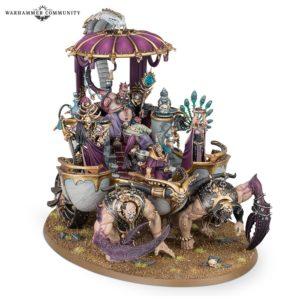 Hedonites of Slaanesh : Glutos Orscollion Lord of Gluttony