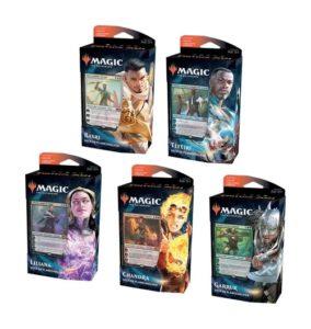 Magic 2021 (M21) : Deck de Planeswalker (Chandra, Garruk, Basri, Liliana, Tefeiri)