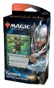 Magic 2021 (M21) : Deck de Planeswalker (Chandra, Garruk, Basri, Liliana, Tefeiri) - Green, Variation Magic