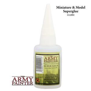 Army Painter : Super Glue