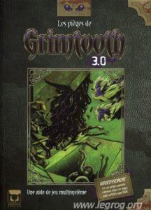 Les Pièges de Grimtooth 3.0