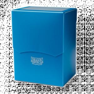 Deck Box 80+ DGS : Blue (Bleu Clair)