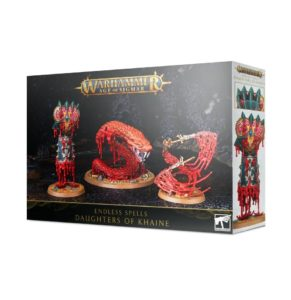 Daughters of Khaine : Endless Spell