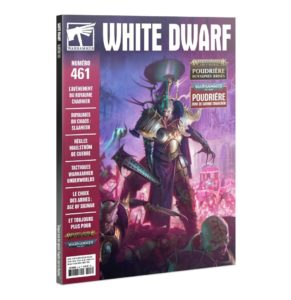 White Dwarf : n° 461 (Fev 2021)