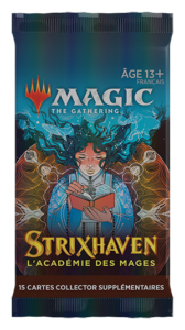 Magic Strixhaven (STX) : Booster Collector FR